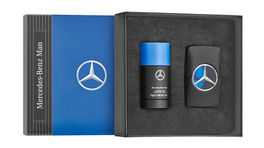 Mercedes-Benz Parfums Man, 2er-Set, 50 ml