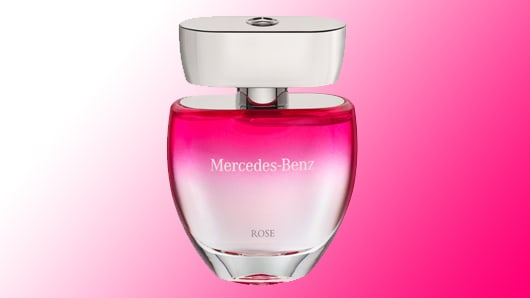 Mercedes-Benz Parfums Rose